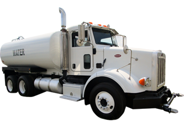 Freightliner M2 water truck rental